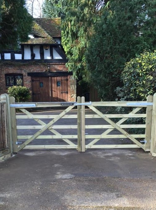Driveway gate installers Kent