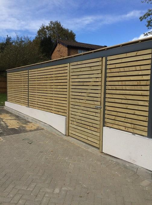 Fencing-Solutions-Maidstone-Bike-Storage