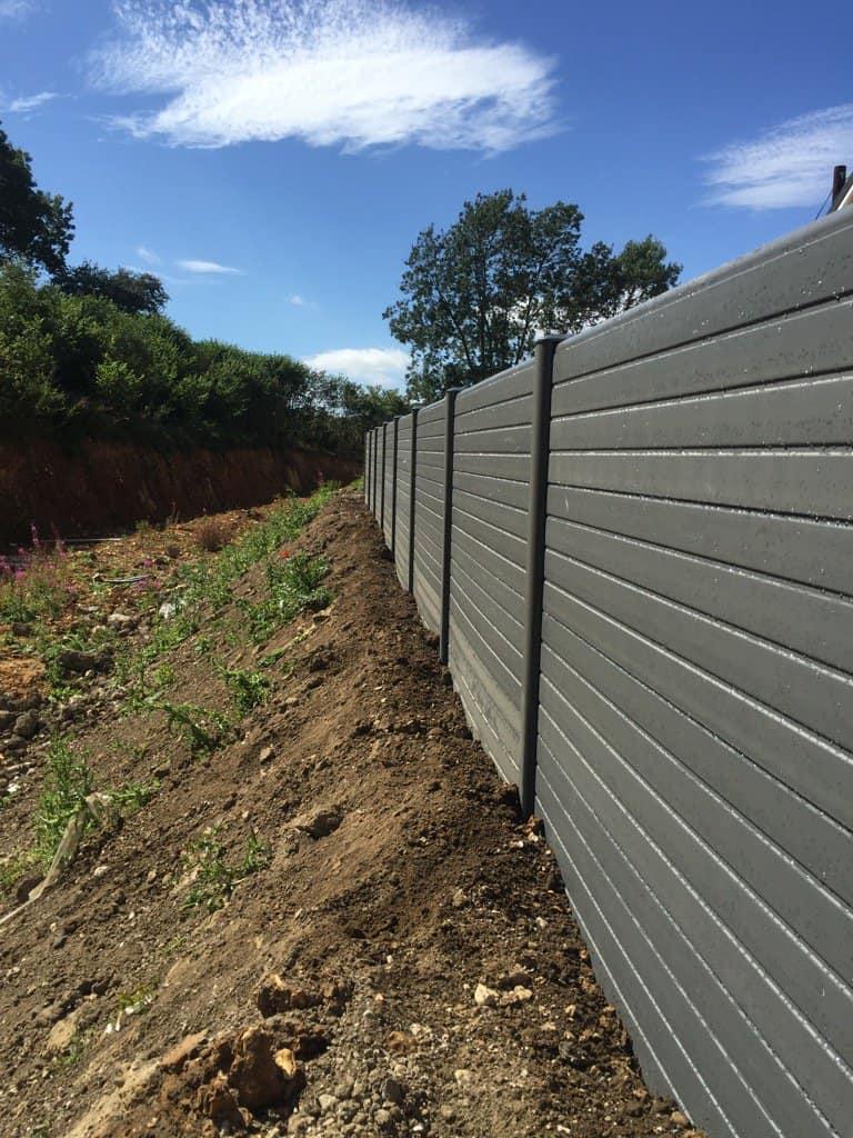 plastic fencing