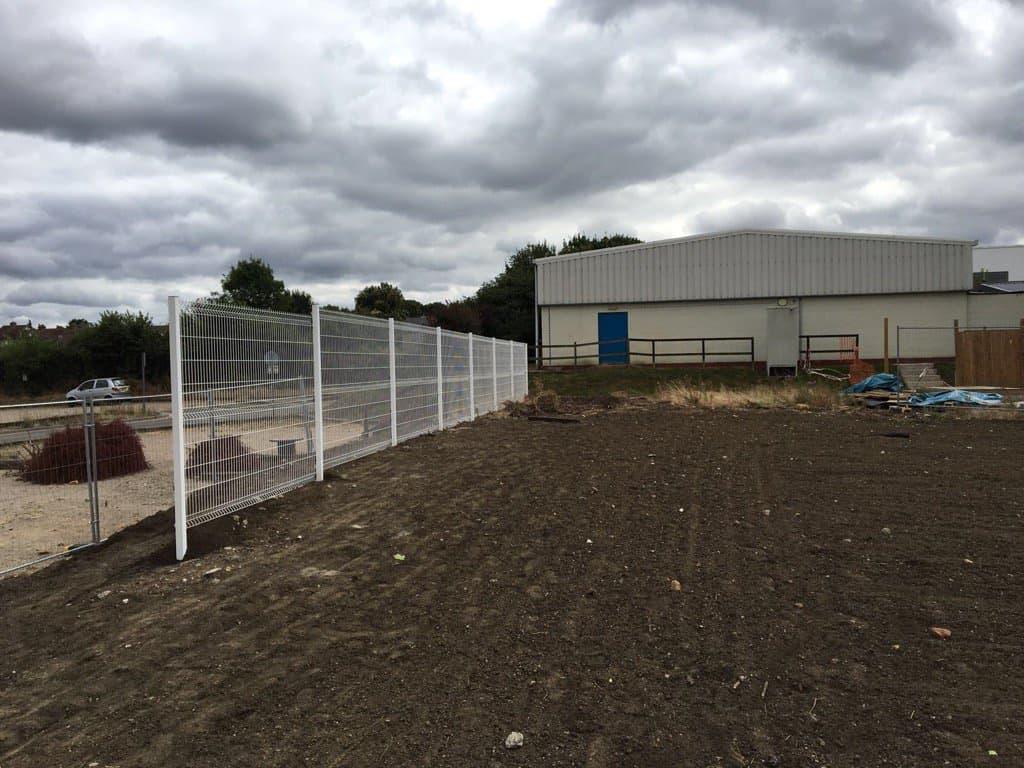 Overlap Fence Panels Kent