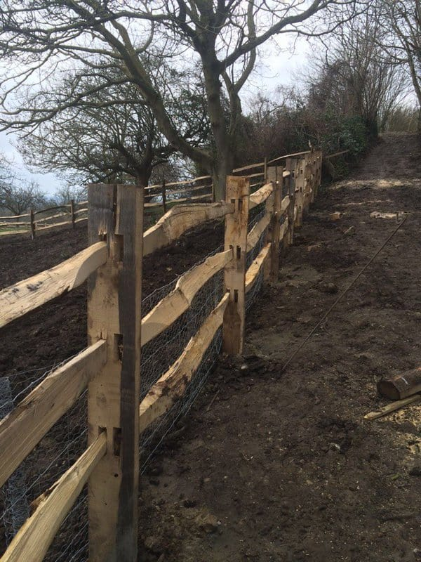 post-and-rail-fence-maidstone
