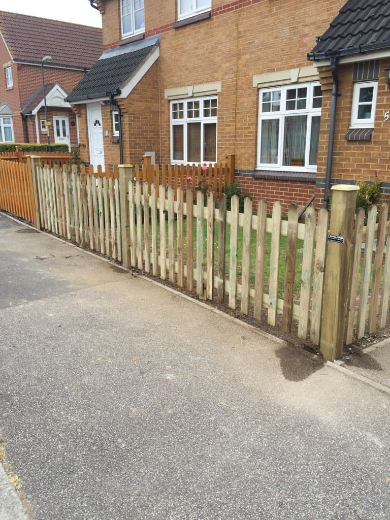 picket fence kent