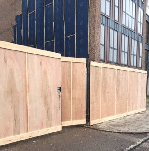 Site Fencing Hoarding Maidstone Kent