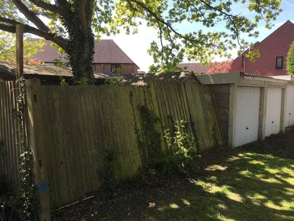 Fencing repairs maidstone
