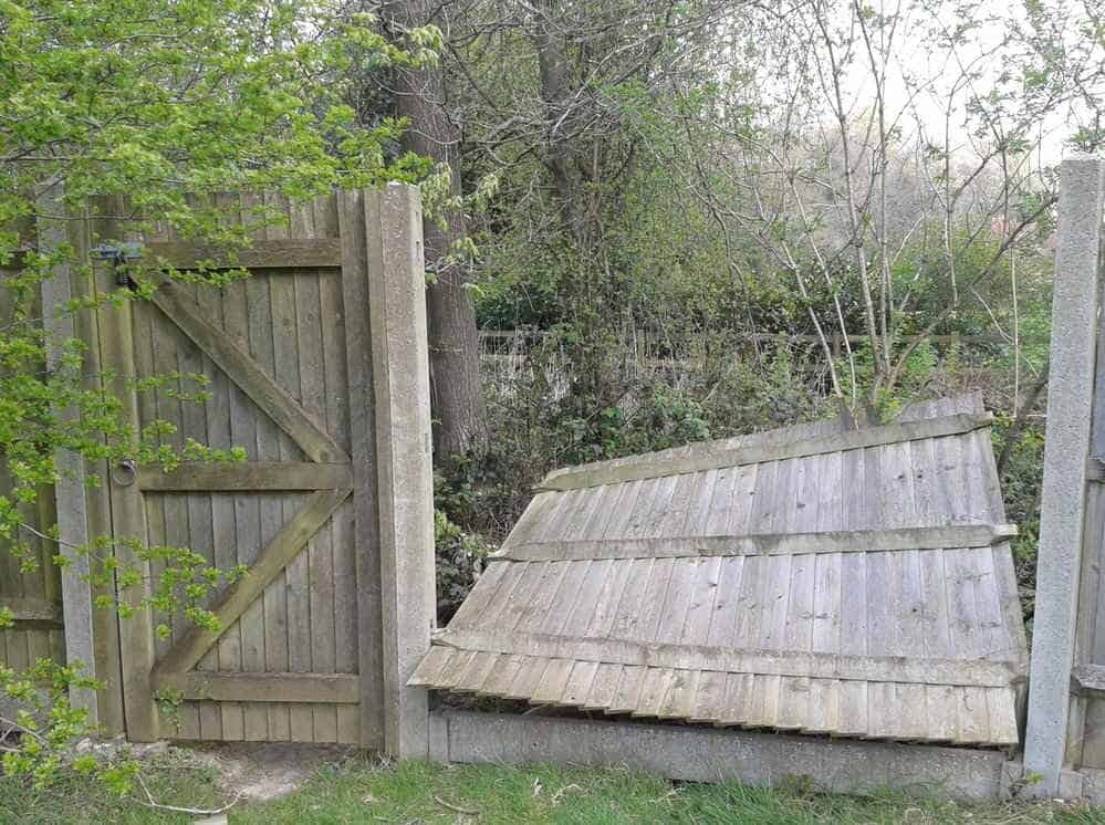 fence repair maidstone