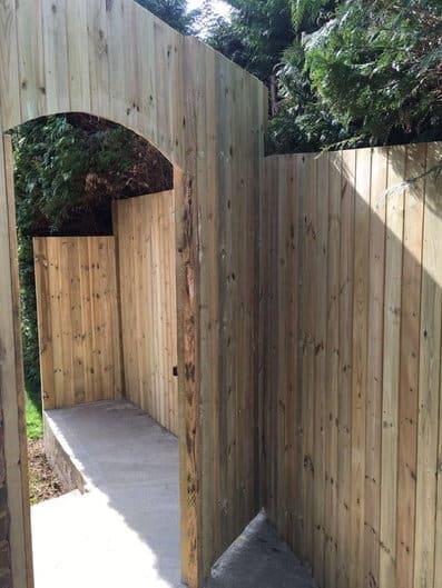 Garden Fence kent