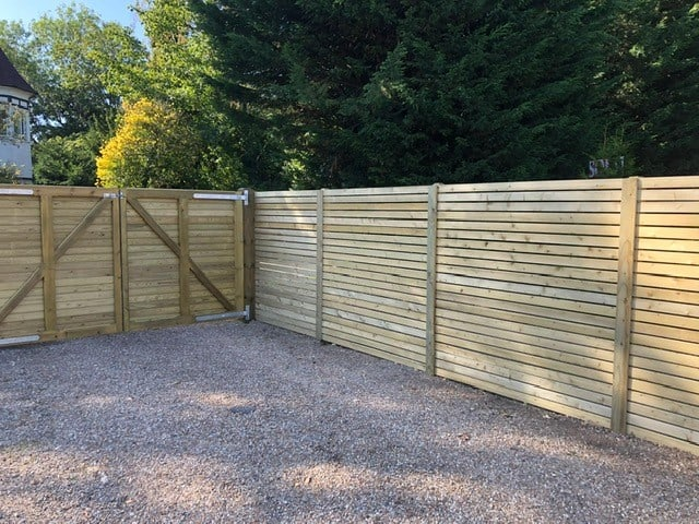 Fencing Services Rochester