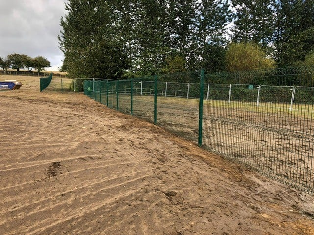 Wire Mesh Fencing Sittingbourne