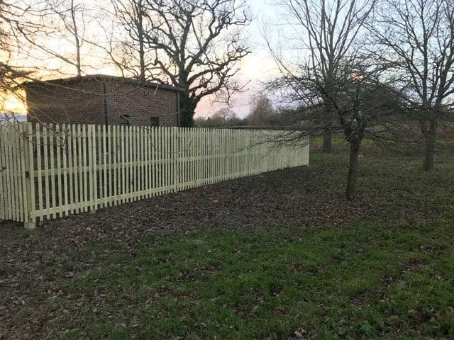 fencing Sittingbourne
